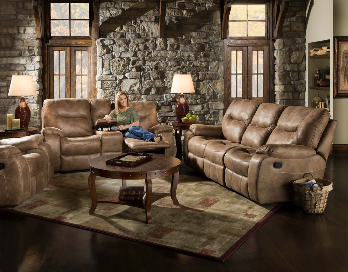 Reclining Sofa and Loveseat sets