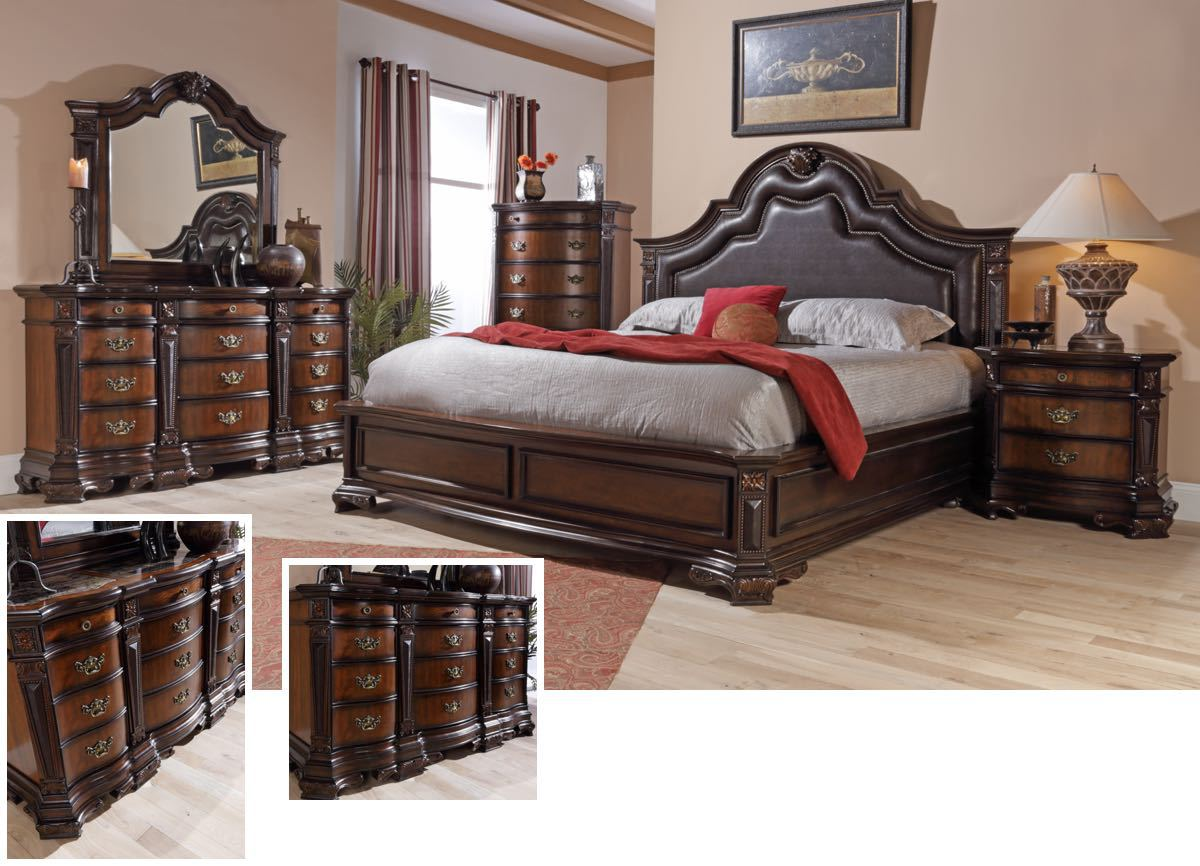 King Bedroom Queen Bedroom by Ashley Liberty Klaussner Lifestyle