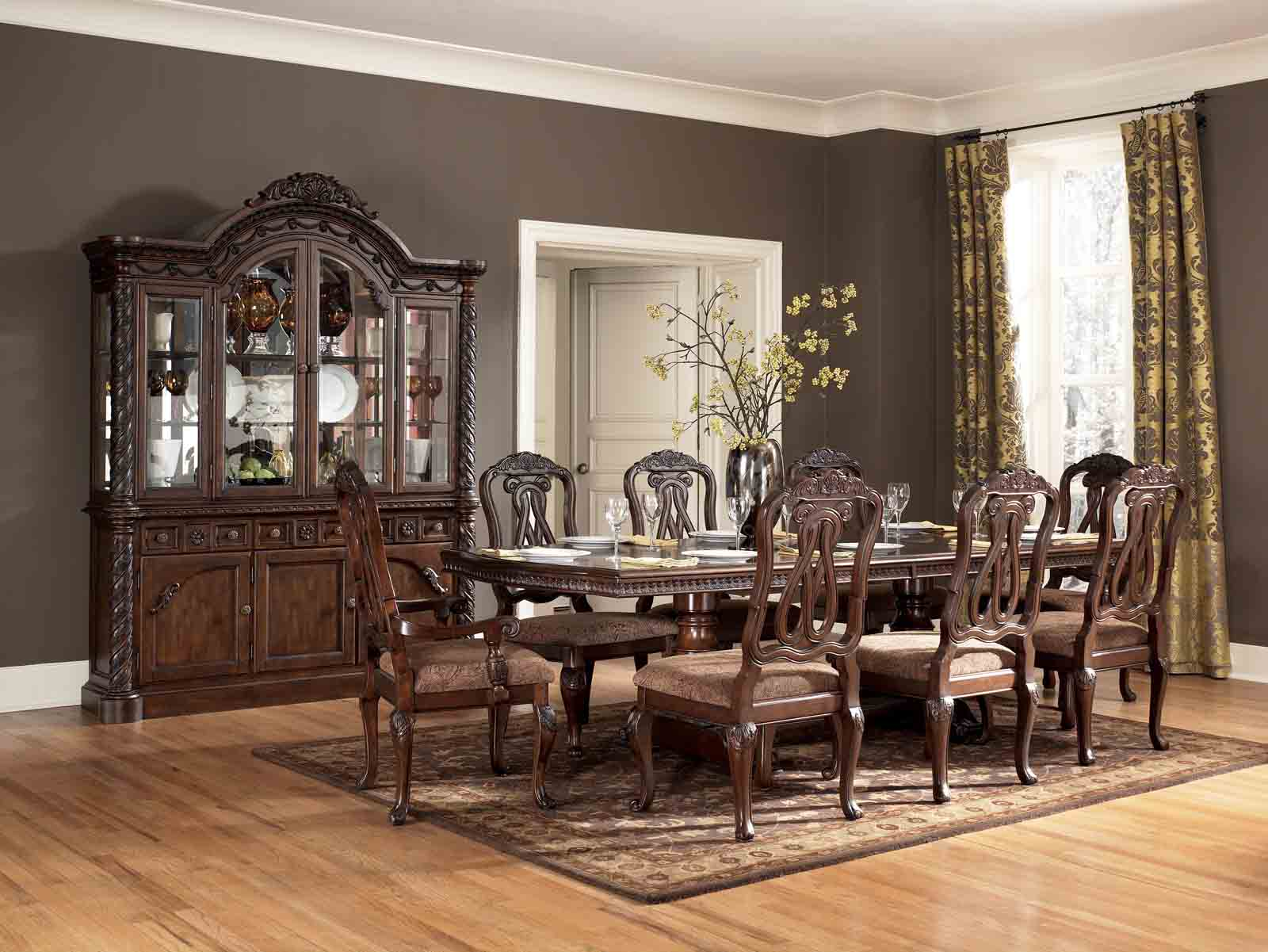 Ashley Furniture Casual Dining Sets
